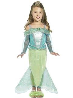 Smiffys Mermaid Princess Costume, Green, S (B004CW6G7I) | Amazon price tracker / tracking, Amazon price history charts, Amazon price watches, Amazon price drop alerts