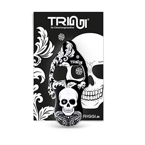TRIGGI® Öffner – Der Einkaufswagenlöser mit Flaschenöffner
