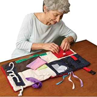 sensory quilts for alzheimer's patients