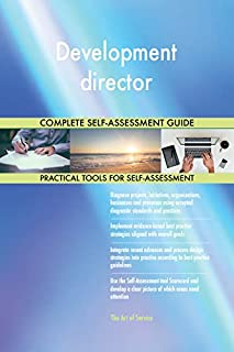 Development director Toolkit: best-practice templates, step-by-step work plans and maturity diagnostics