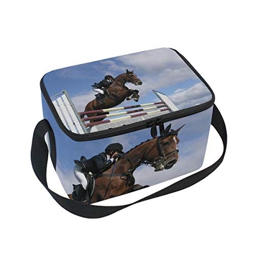 Lunchtasche The Big Bay Kühler für Picknick Schultergurt Lunchbox