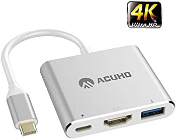 Adapter 3-In-1 Multiport Hub With SB 3.0 Port