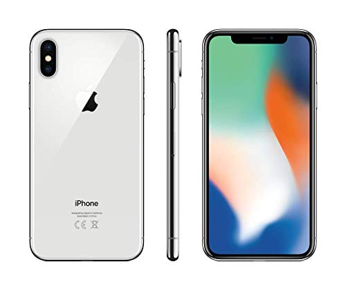Apple iPhone X 256GB Plata (Reacondicionado)