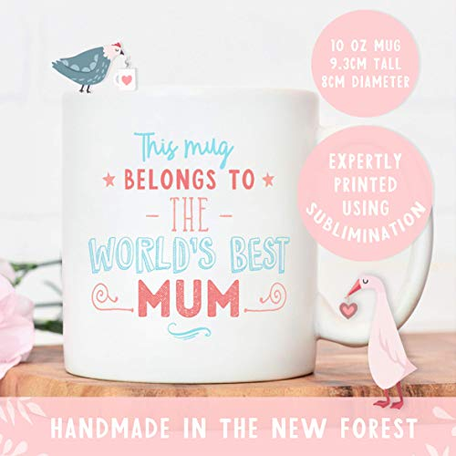 Best mum mug | mom gifts | mugs for mother presents | thank you mothers day