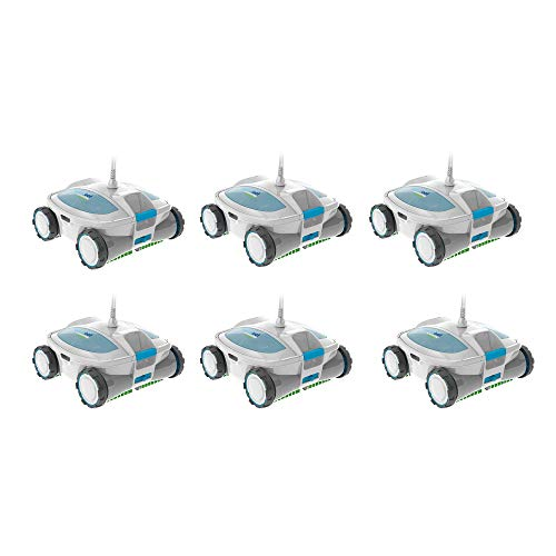 Cheapest Prices! Aquabot Breeze XLS In-Ground Auto Robotic Swimming Pool Vacuum Cleaner (6 Pack)