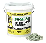 008-32345 Tomcat Rat And Mouse Bait Pellet, 10 lb