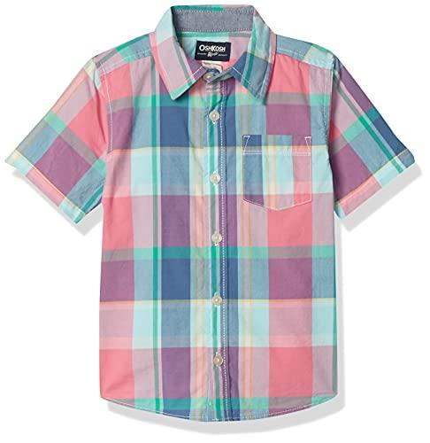 La mejor selección de Camisas de Mezclilla para Niños los mejores 10. 5