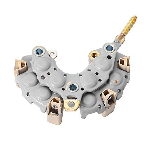 Fydun Regulador de rectificador del alternador OE: INR502 Se adapta para Alto/Balen/Grand Vitara/Ignis I/Jimny/Wagon R R+ / 4-Runner/Corolla/Hi-Ace/Land Cruiser/Paseo/Yaris/FORK
