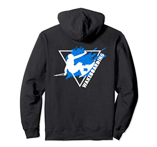 Coole Wakeboard Kleidung Pullover Hoodie