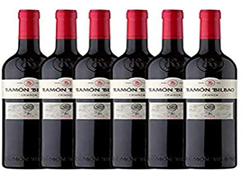 Ramón Bilbao Crianza Magnum 6 botellas 150 cl
