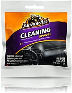 Armor All Cleaning Sponge: Automotive Interior, 78449