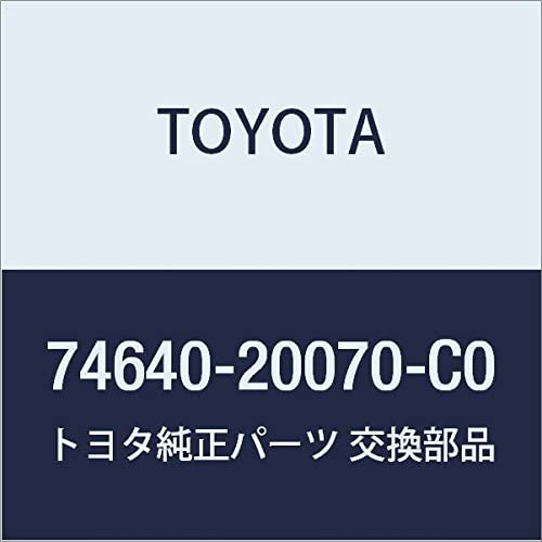Cheap super special price Outlet ☆ Free Shipping Toyota 74640-20070-C0 Door Grip Assembly Assist