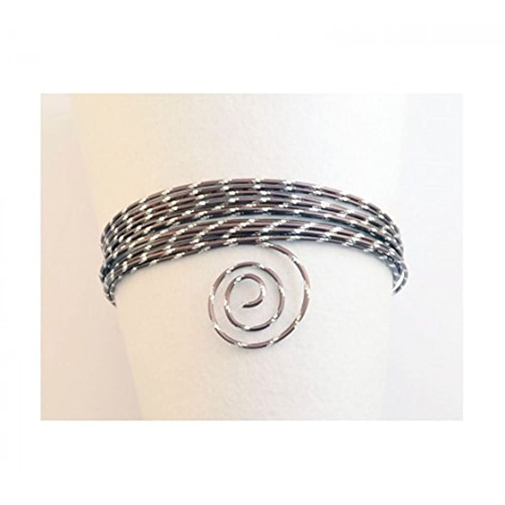 Vaessen Creative Diamond Cut Design Aluminium Wire, Chocolate mat, One Size