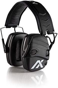 AXIL TRACKR All Purpose Earmuffs True Noise Isolation Sweat Water Resistant with Built in 2 product image