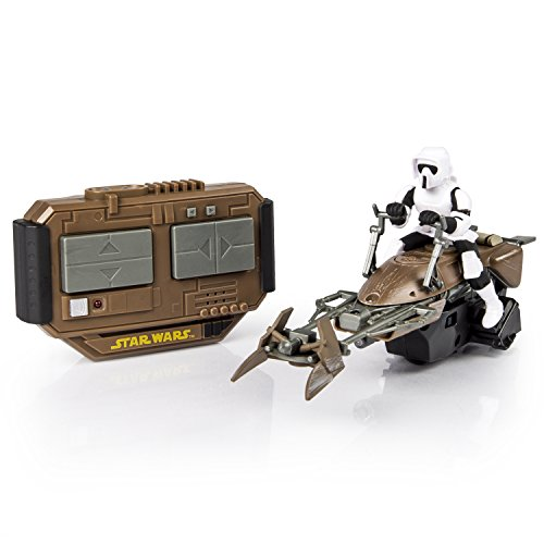 Air Hogs Star Wars Remote Control Speeder Bike
