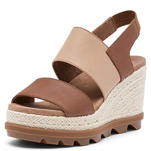 Sorel Women's Joanie II Hi Slingback Sandal - Velvet Tan - Size 5