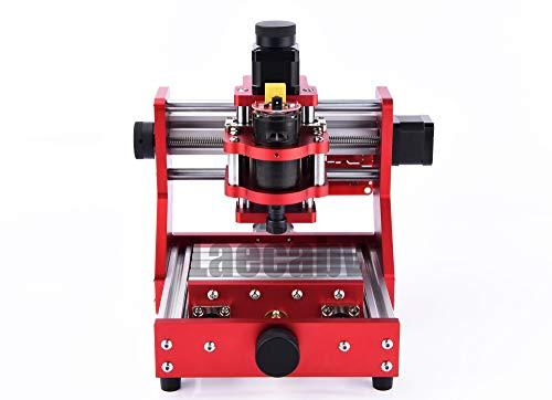 CNC 1310 Máquina de grabado de metal DIY Mini Fresadora Router de escritorio Desconectado Luminium Copper Wood Pvc Pcb Carving Machine