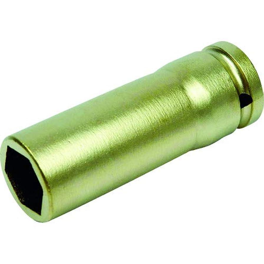 図適応協定ENDRES TOOLS社 A-MAG 防爆6角インパクト用ディープソケット差込角1/2インチ用 対辺19mm 0351048S
