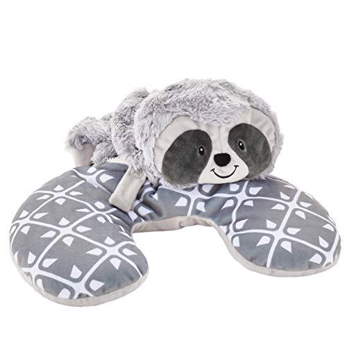 Plush Sloth Travel Pillow