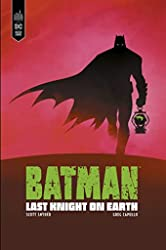 Batman - Last Knight on Earth de Greg Capullo