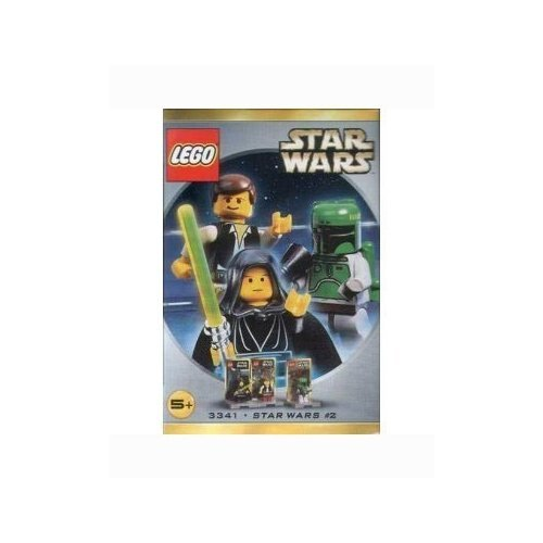 LEGO Star Wars Luke Skywalker, Han Solo and Boba Fett Minifigures 3341 [Parallel Import Goods] (Japan Import)