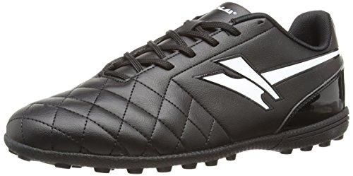 Gola Rey Vx Herren Fußballschuhe, Noir (Black/White), 42 EU