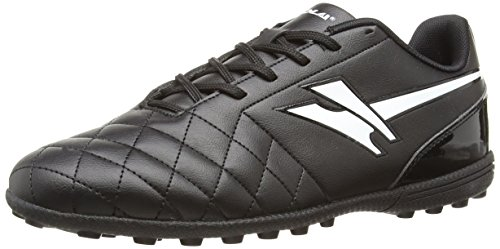 Gola Men's Rey Vx Football Boots, Black Black White Bw, 8 UK