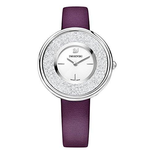 Swarovski Reloj Crystalline Pure, violeta