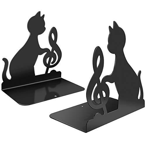 2er-Set Katzen mit Notenschlüssel