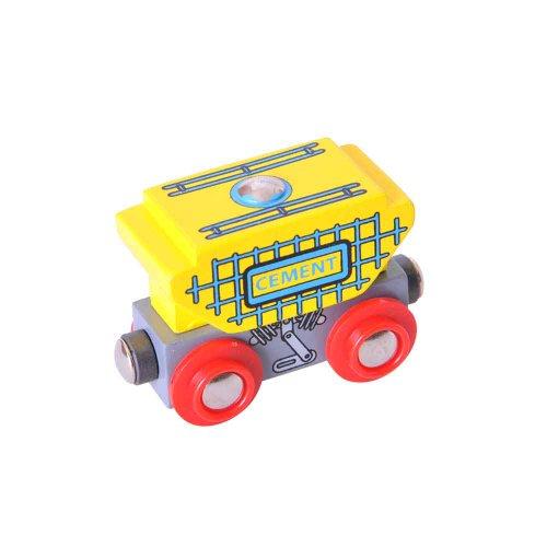 Bigjigs Rail Wagon à Ciment