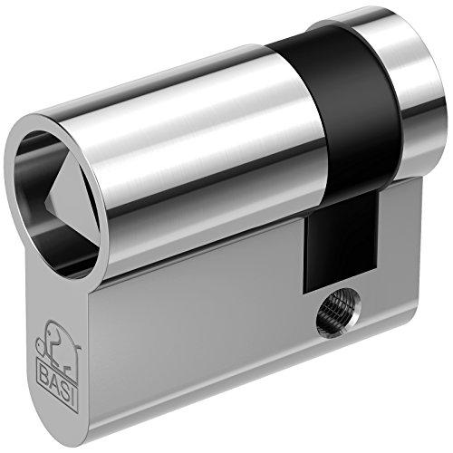 BASI® Dreikant- Halbzylinder 8 mm innenliegend Typ DM5020-0000 | Dl8