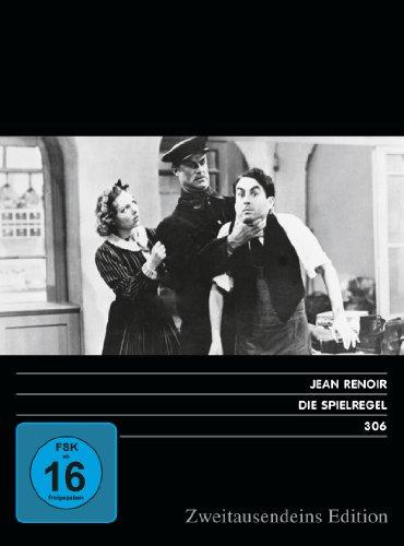 Die Spielregel. Zweitausendeins Edition Film 306.