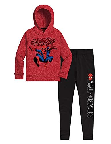 Marvel Boys 2-Piece Fleece Sets (Sp…
