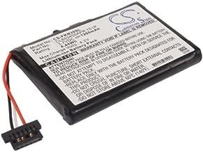 Replacement Battery for Falk E30, E60, N120 Part NO CL653450APR 1S1P