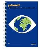 Additio A121 Agenda Planet Intel·ligència Emocional E. Primària 6-12 anys (Català) - Colors assortits