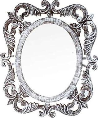 Decorative Mirror Bronze (Round)
