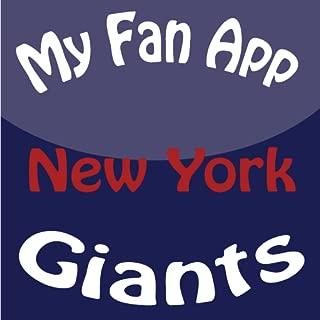 My Fan App : New York Giants