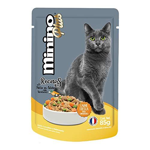 Alimento Minino marca Minino Plus