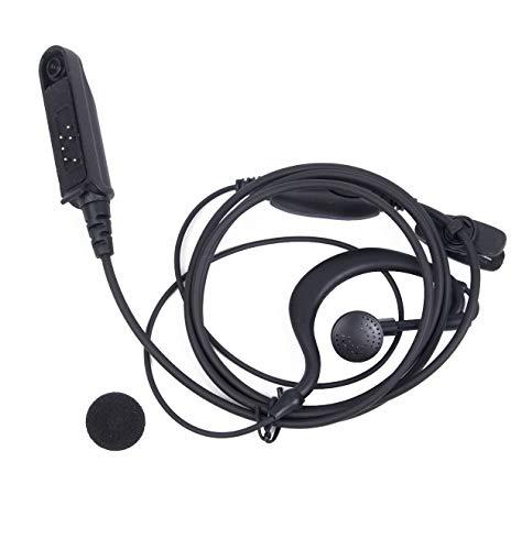 Mengshen Baofeng Impermeable Auricular Waterproof Earpiece for Baofeng Waterproof Walkie Talkie BF-9700 BF-A58 UV-9R, EJ02