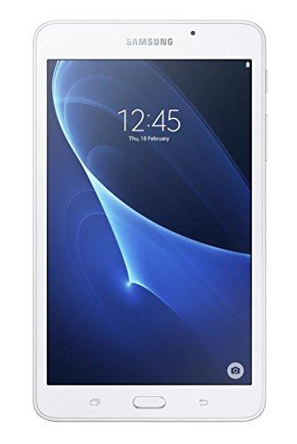 SAMSUNG Galaxy TAB A 7', QC-1.3GHz, 8GB, WiFi, ANDR-5.1, White, 2YR