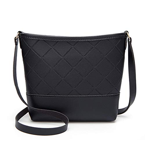 N-B Women's Messenger Bags, Fashionable Ladies Diamond-shaped One-shoulder Bucket Bags, Mobile Phone Bags, Wallets.