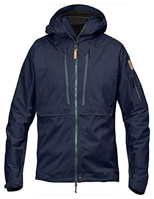FJÄLLRÄVEN Men's Keb Eco-shell Jacket