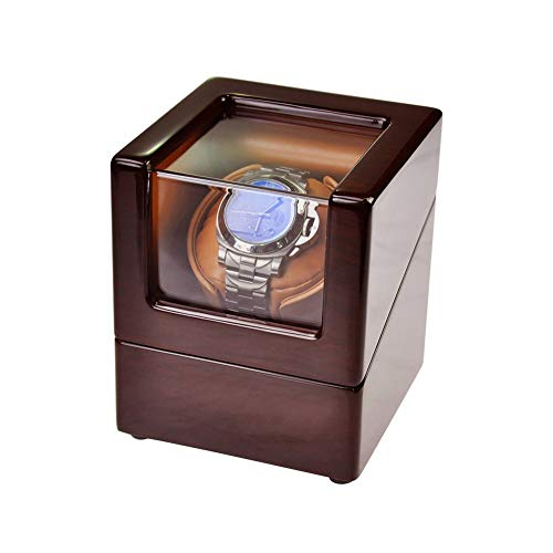 Watch Winder Box for Automatic Watches or Rolex Double Spacious for Any...