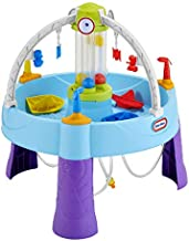 Little Tikes Fun Zone Battle Splash Water Table and Game for Kids