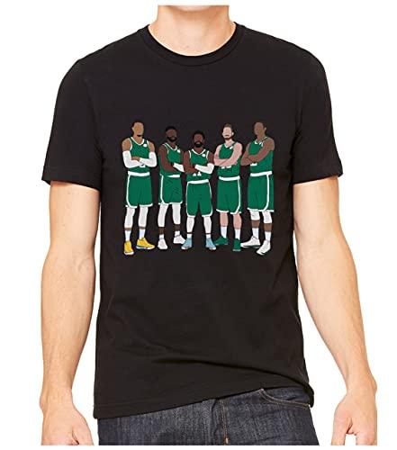 Karo A.l Horford Celtics Big 5 Unisex Shirt for Men, Women