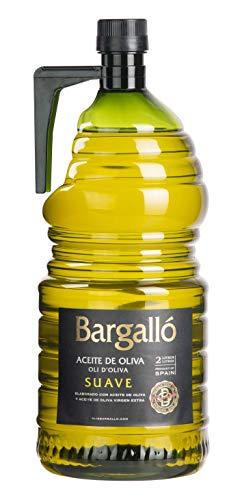 2l Flasche zartes Olivenöl Bargalló