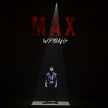 Wrong - EP