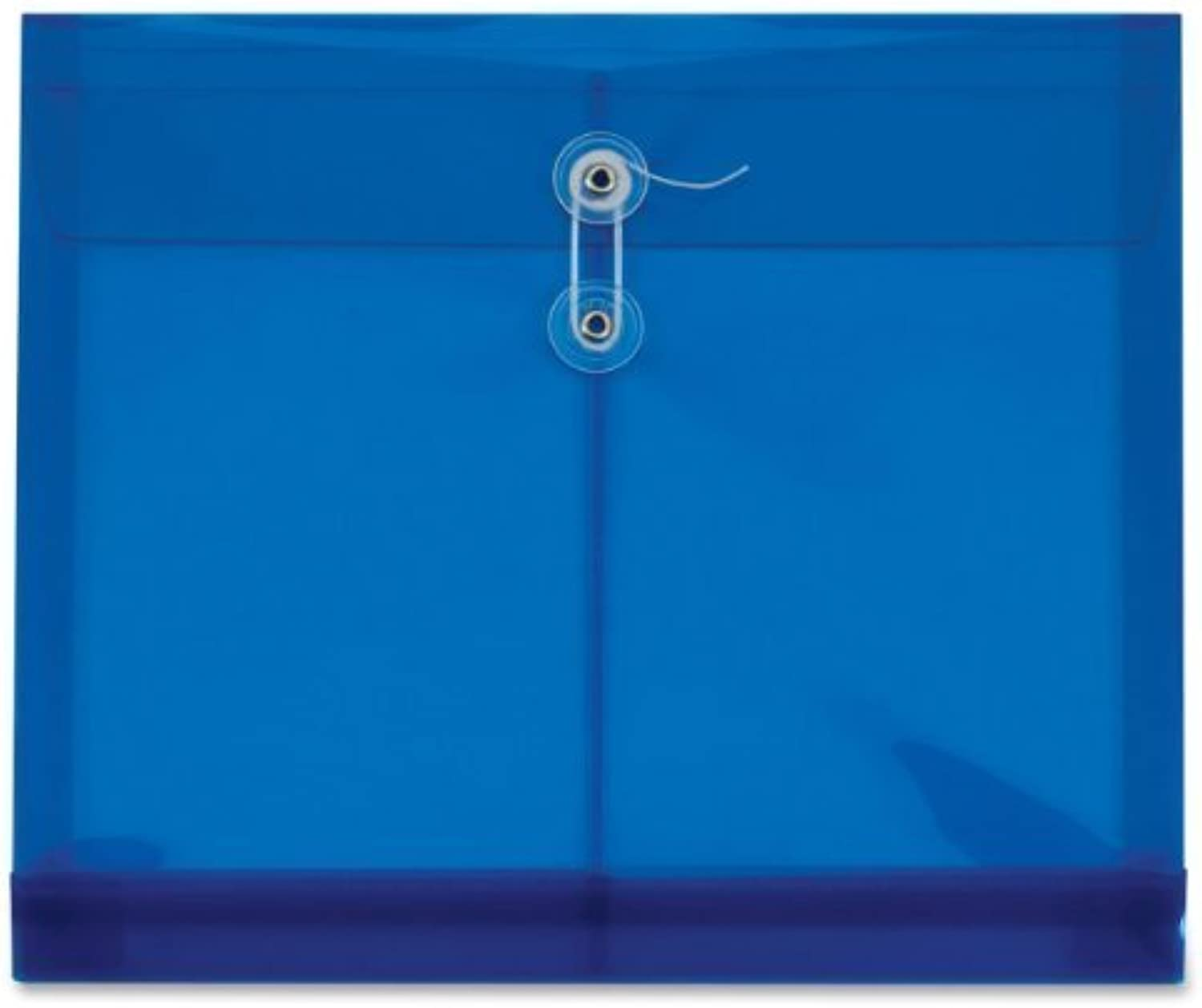 Globe-Weis Poly Envelopes, Side Open, 1.25-Inch Expansion, Letter Größe, Blau, 5 Envelopes Per Pack (84522GW) by TOPS Business Forms, Inc. B018OR3P5M   Perfekte Verarbeitung