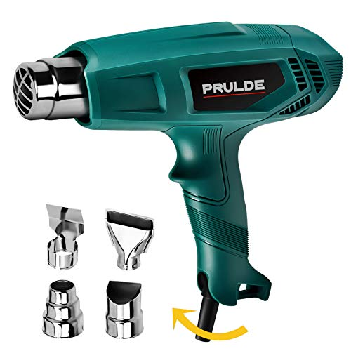 PRULDE HG0080 Dual Temperature Hot Air Heat Gun