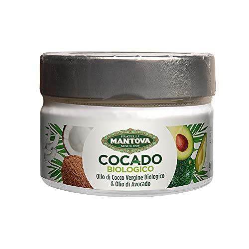 Olio di Cocco Vergine Biologico e Olio di Avocado 90 ml
